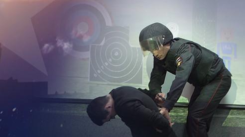 Университет МВД. Подготовка опытных следователей (Полиция в городе. Серия 9)