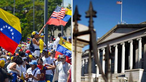 Венесуэла. Вторжение западных СМИ