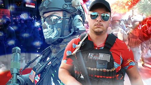 Выборы на фоне протеста. Радикальные группировки Америки