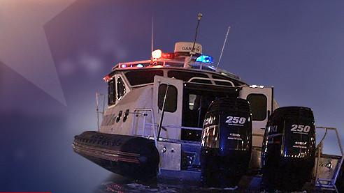 Водная полиция: патрули, учения и рейды на реке (Полиция в городе. Серия 3)