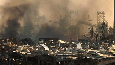 Взрыв в Бейруте: как местное население справляется с трагедией