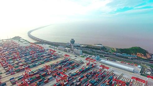 Яншань. Город-порт