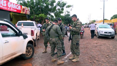 Запретные плантации Парагвая