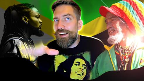 Жаркий ямайский. Как говорят растаманы