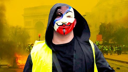 «Жёлтые жилеты». Франция в гневе