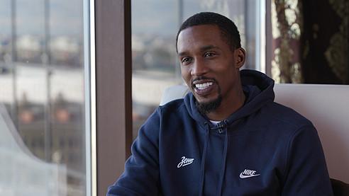 Звезда НБА в «Зените»