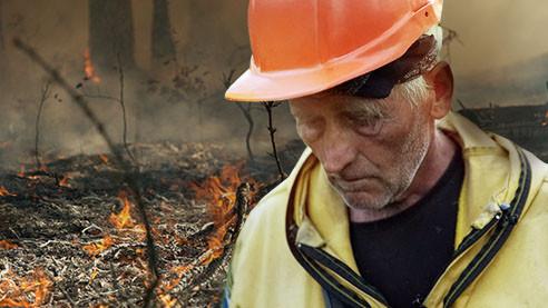 Лесные пожары в Якутии. Съёмочная группа RT — о работе спецдесанта