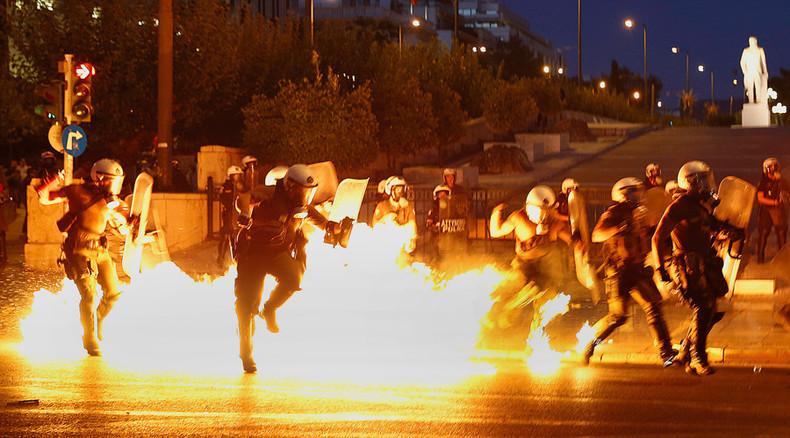 'Greek society is ready to discuss radical alternatives'
