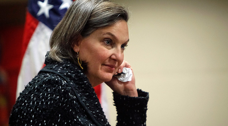 Ukraine passes 'historic' constitutional changes to comply with Minsk agreements – Nuland