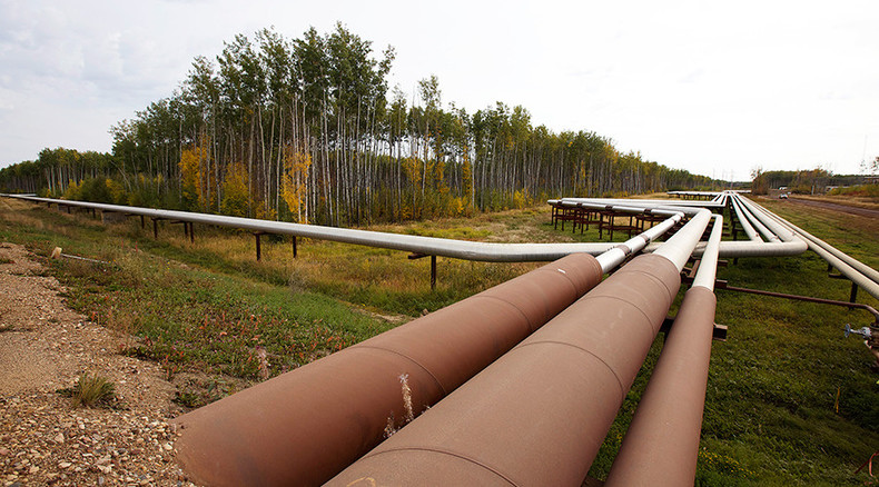 China-owned pipeline leaks 5 million liters of oil emulsion in western Canada
