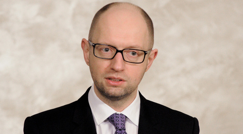 US firm to construct liquefied gas terminal in Ukraine – Yatsenyuk