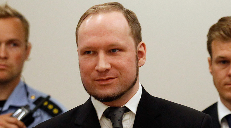 Norway mass killer Breivik admitted to Oslo University political science program