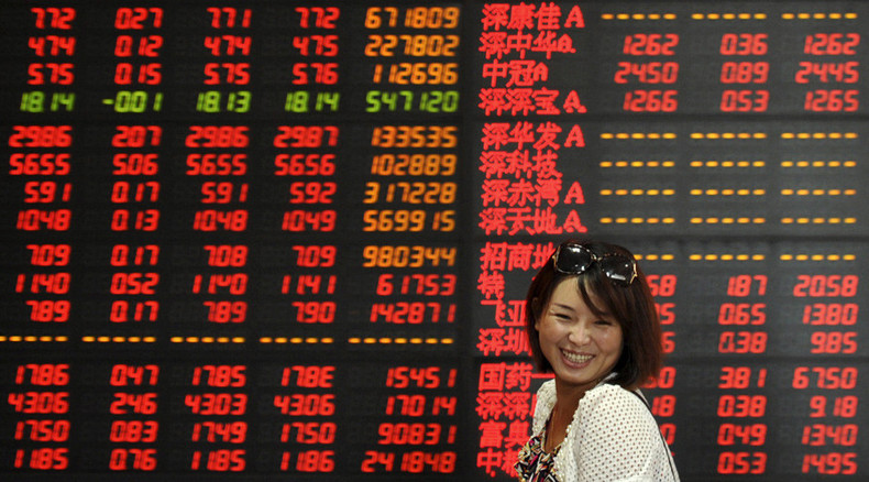 What's the real story behind the $3.8 trillion Chinese correction?