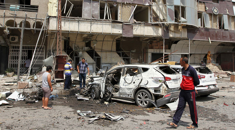 Over 100 killed in Iraqi car blast, ISIS claims responsibility