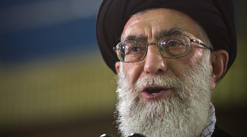 Iran's opposition to 'arrogant' US won't change despite nuclear deal – Khamenei