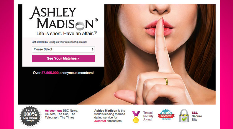 Sexual fantasies exposed: Online cheating site Ashley Madison hacked, 37mn users affected