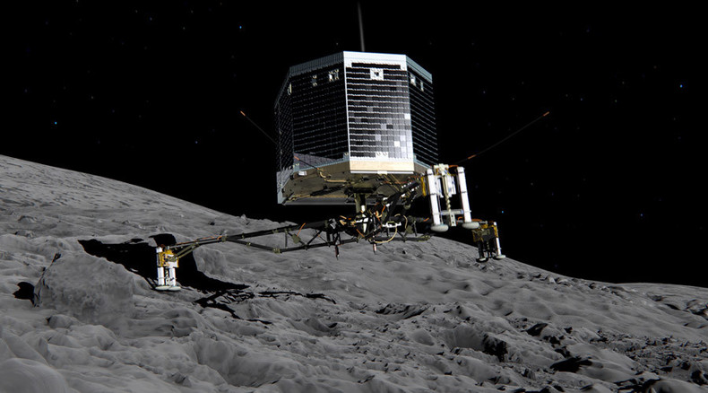 Philae comet lander silent for 11 days, scientists struggle to wake it up