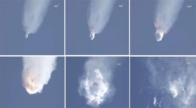 'Pretty crazy failure': SpaceX rocket blast blamed on weak steel strut