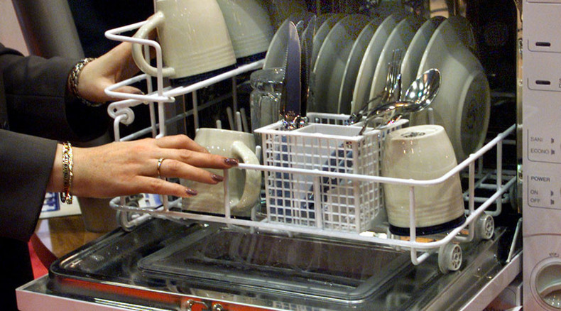 'Hands off my dishwasher Obama!': Energy-efficiency plan riles industry, conservatives