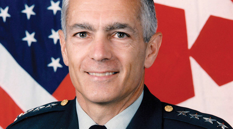 Ex-NATO commander suggests WWII-style camps for radicalized Americans