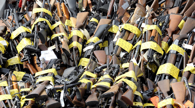 Cache & carry: LA cops discover 1,200 firearms in dead man's house