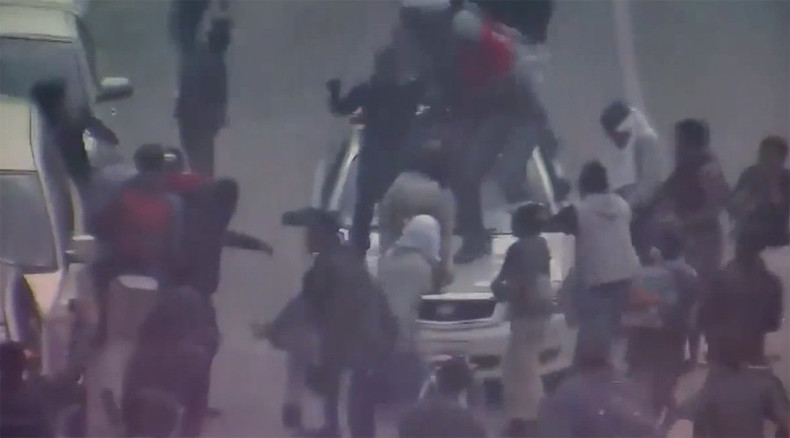 Fresh Baltimore riot footage following #FreddieGray burial (VIDEO)