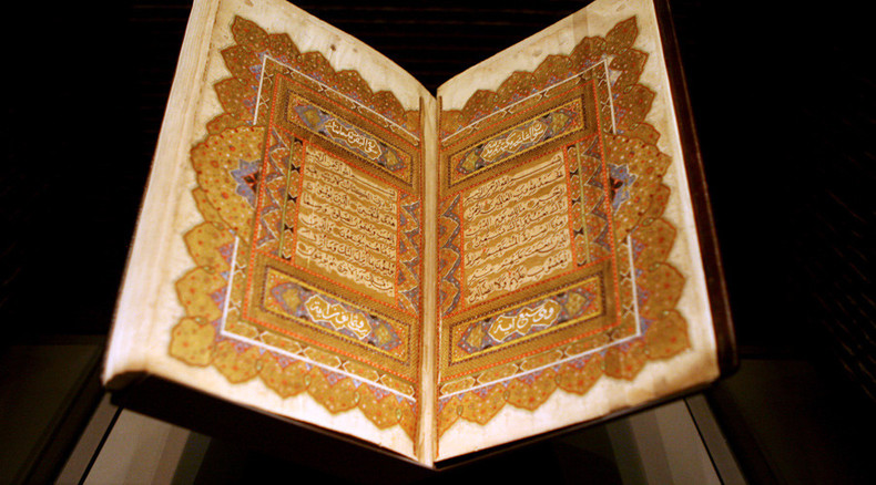 Koran fragments found in Birmingham library 'may date back to Prophet's life'
