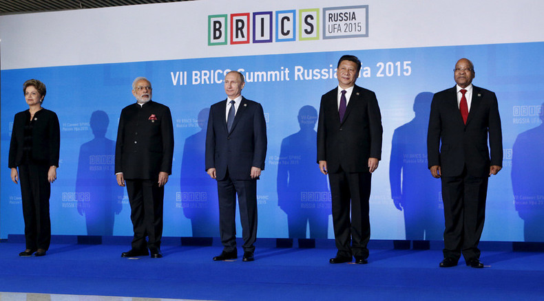 BRICS Bank to 'bring people back into financial game'
