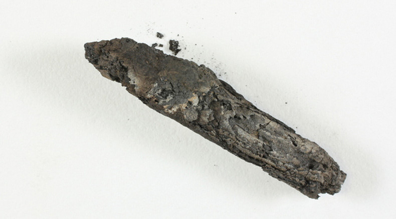 Israeli scientists 'digitally unwrap' 1,500-yo charred scroll, find biblical text