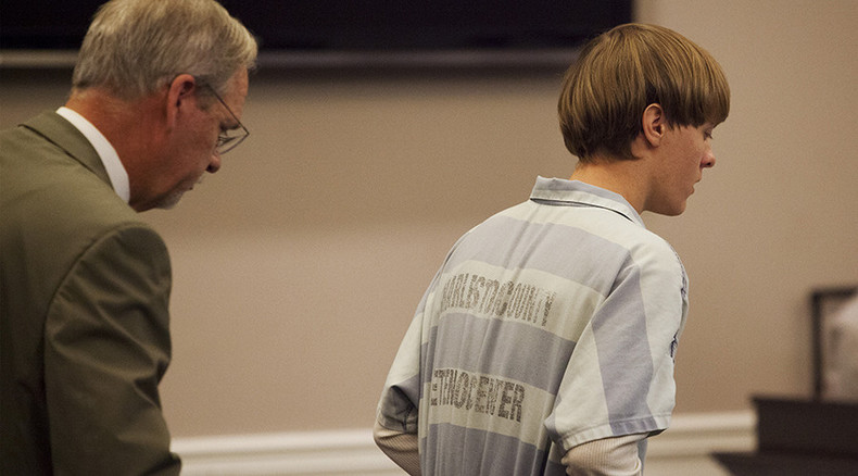 Charleston shooter charged with federal hate crimes