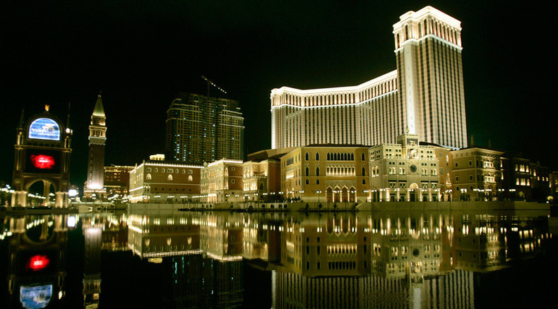 CIA used Macau casino to trap corrupt Chinese bureaucrats - report