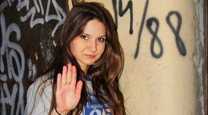 Neo-Nazi Russian beauty queen causes social media stink, stripped of title