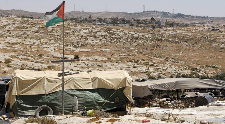EU delegation 'extremely concerned' about Israel's plan to raze Palestinian village