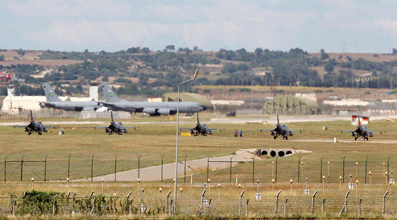 US to use Turkish airbases in war against ISIS - reports