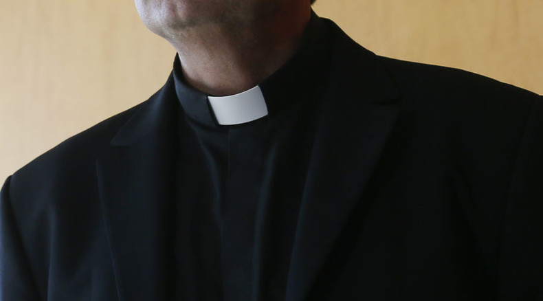 Convicted vicar on the run after stealing church wedding & funeral funds