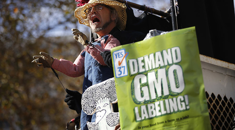 Anti-GMO labeling law passes House vote