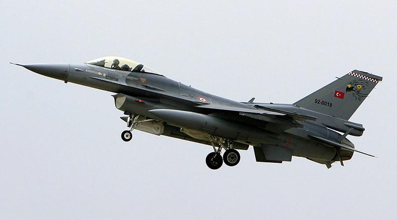 Turkey attacks Kurdish militia & ISIS positions – PM's office
