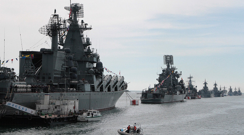 Russia's new maritime doctrine 'to counter NATO's expansion', focuses on Crimea & Arctic
