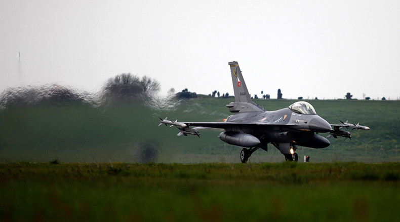 Turkey summons NATO session amid airstrike campaign against ISIS & Kurdish PKK