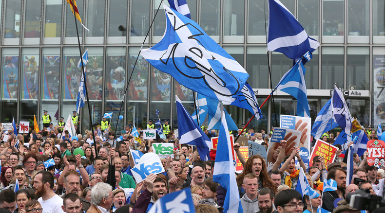 2nd Scottish independence referendum 'inevitable,' says Salmond
