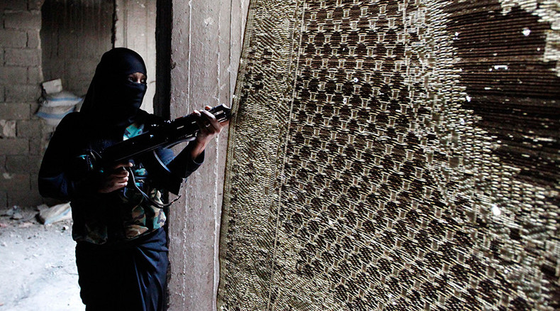 ISIS leader approves beheading of woman for wedding present – report