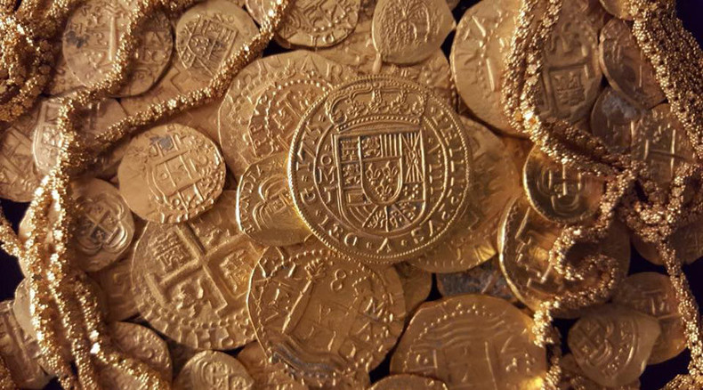 Florida family finds $1mn in gold from sunken 18th century Spanish galleon (PHOTOS)