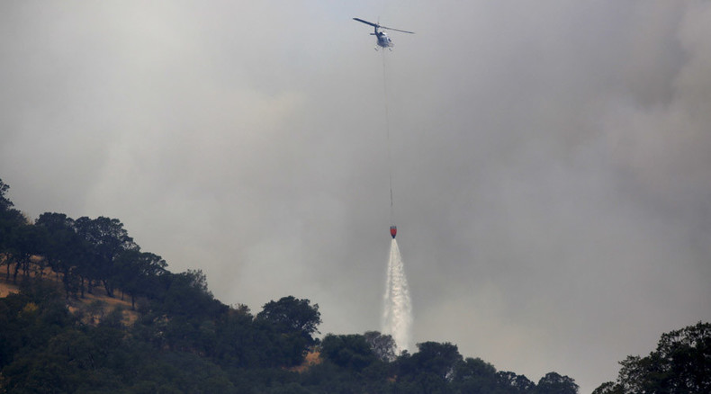 California county offers $25k for data on drone operators who interfered with firefighters