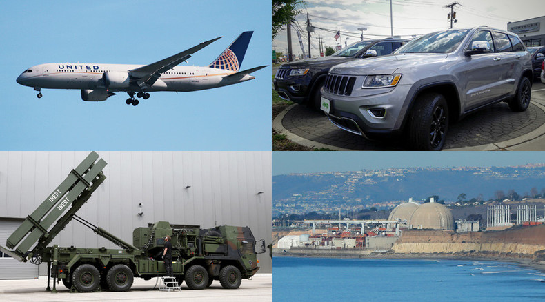 Planes, guns and automobiles: 5 scariest hacking targets