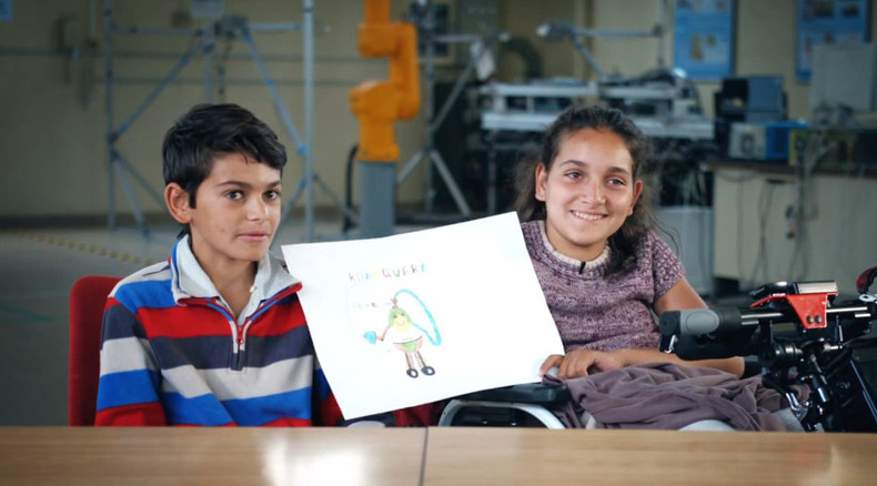 Bionic exoskeletons for disabled children crowdfunded in Spain
