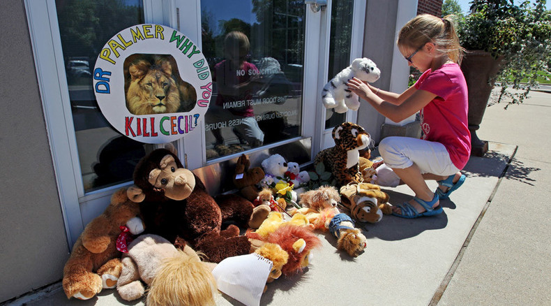 Cecil internet rage forces dentist lion killer to hide & close clinic