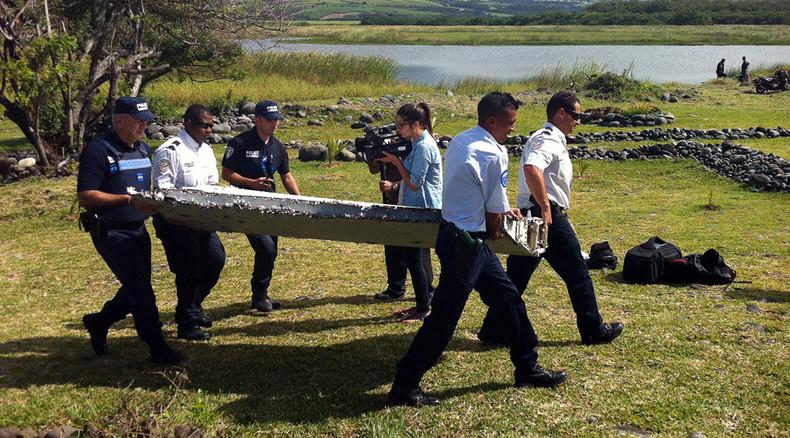 Madagascar aircraft part belongs to Boeing 777 – Malaysian official