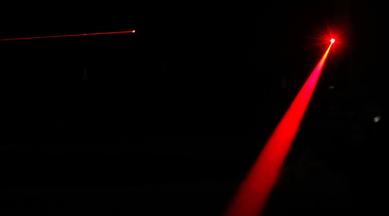Move over Dr. Evil! Japan fires world's most-powerful laser beam
