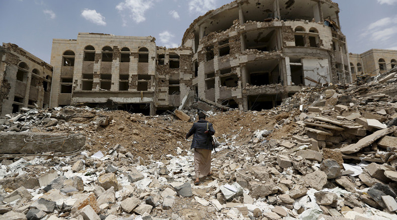Saudi airstrike on Yemen residential complex has 'all appearances of war crime' - HRW
