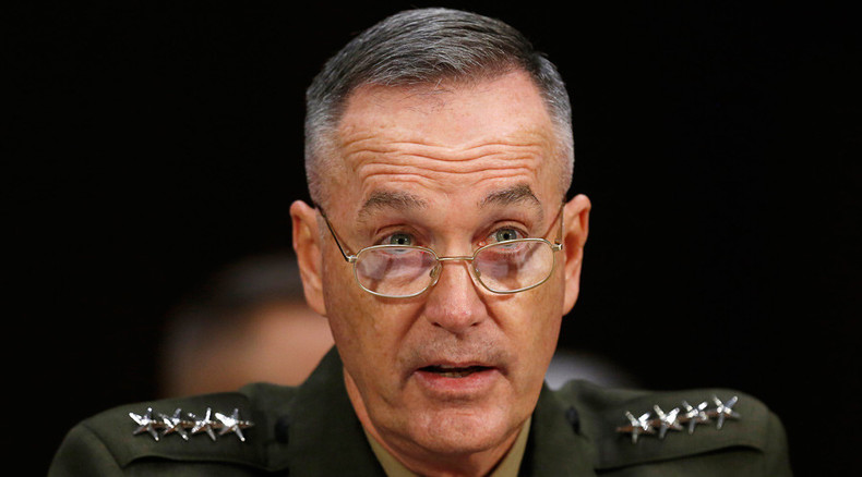 General who labeled Russia 'America's biggest threat' confirmed as top US military officer